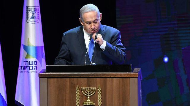 PM Netanyahu (Photo: Motti Kimchi)