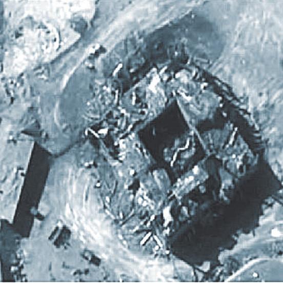 """לאחר תקיפת הכור בסוריה, 2007.  פרדו: """"יש פה כישלון מהדהד של קהיליית המודיעין כולה. של  אמ""""ן ושל המוסד באותה מידה"""""""