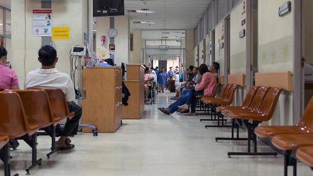 בית חולים (צילום: shutterstock)