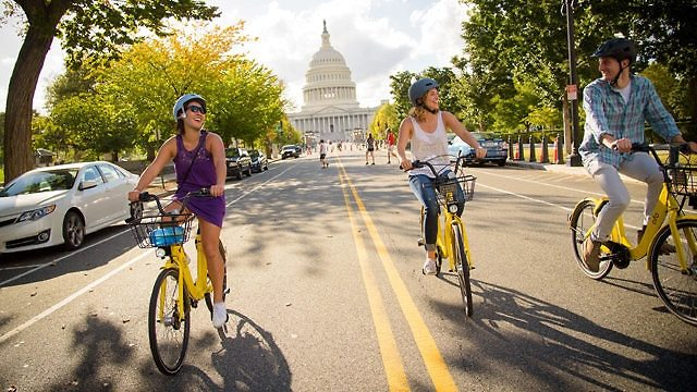 ofo: אופניים שיתופיים (צילום: ofo)