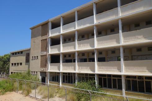 בית ספר שו''ב בחיפה. כלל בתי מלאכה שהכשירו את התלמידים למקצועות השונים (צילום: מיכאל יעקובסון)