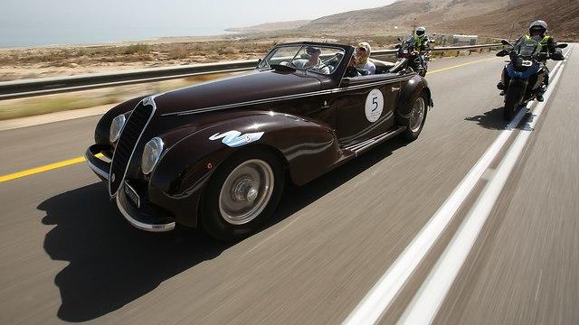 מכוניות קלאסיות (צילום: רונן טופלברג)
