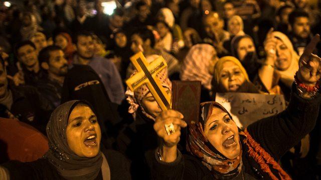 כותבות עכשוויות במצרים (צילום: Daniel Berehulak, Gettyimages IL)