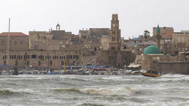 נמל עכו (צילום: עידו ארז)
