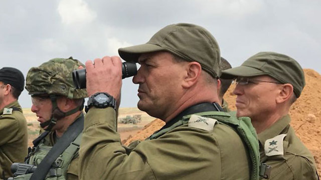 Maj. Gen. Eyal Zamir (Photo: IDF Spokesperson's Unit)