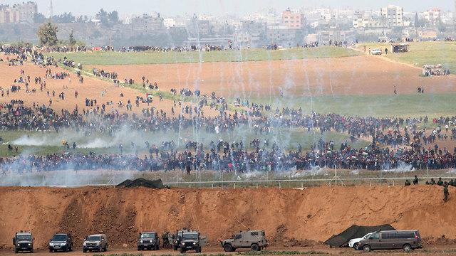 יום האדמה (צילום: EPA)