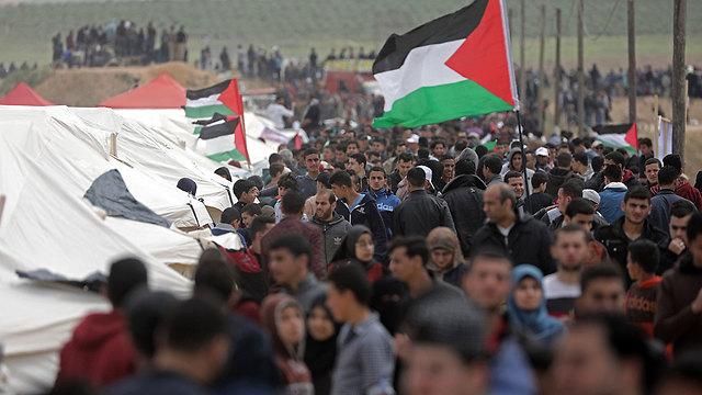 Газа, 30 сентября. Фото: ЕРА