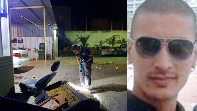 מקרם ג'אבר, הנרצח בטייבה ()