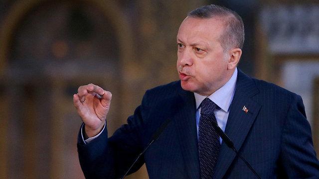 Эрдоган. Фото: ЕРА (Photo: EPA)