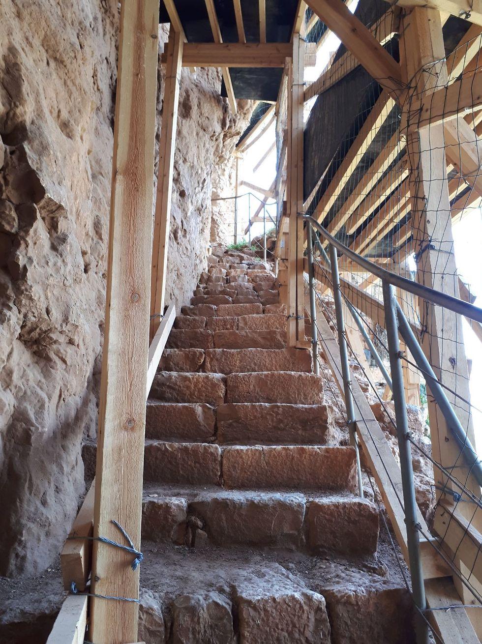 מצודת הארבל (צילום: אסף דורי, רשות הטבע והגנים)