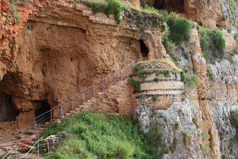 מצודת הארבל (צילום: יורם שפירר)