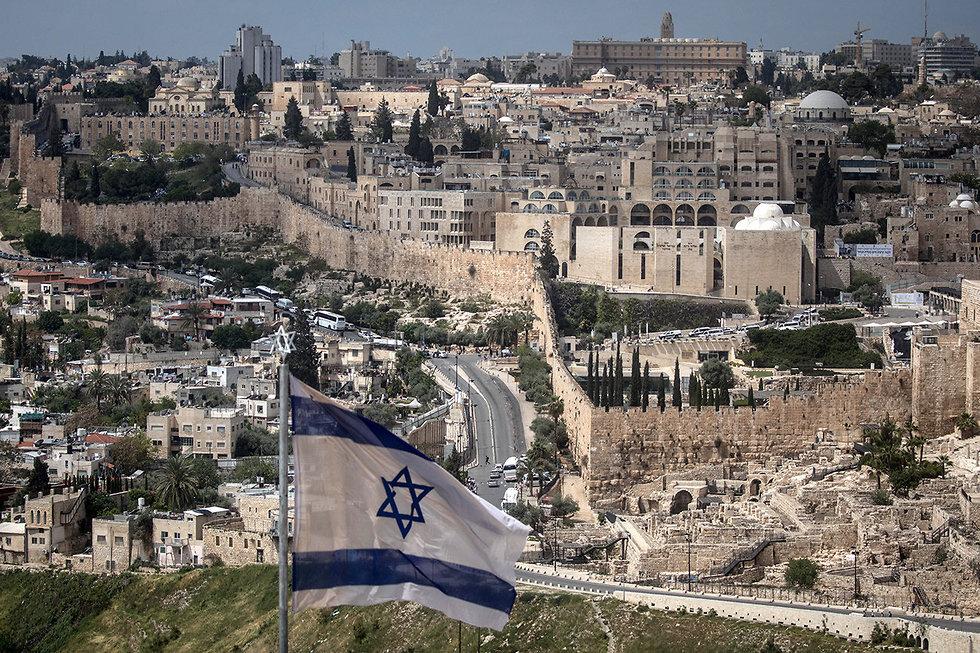 העיר העתיקה ירושלים (צילום: gettyimages)
