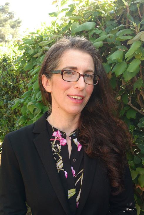 ד''ר אילנית לוי שחם. ''מהשנה הראשונה ללימודים ידעתי שזה לא זה'' (צילום: הדר שחם)