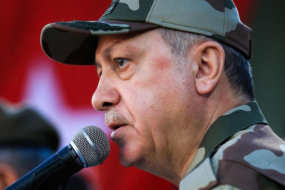Turkish President Erdoğan called Israel a 'terror state' (Photo: AFP)