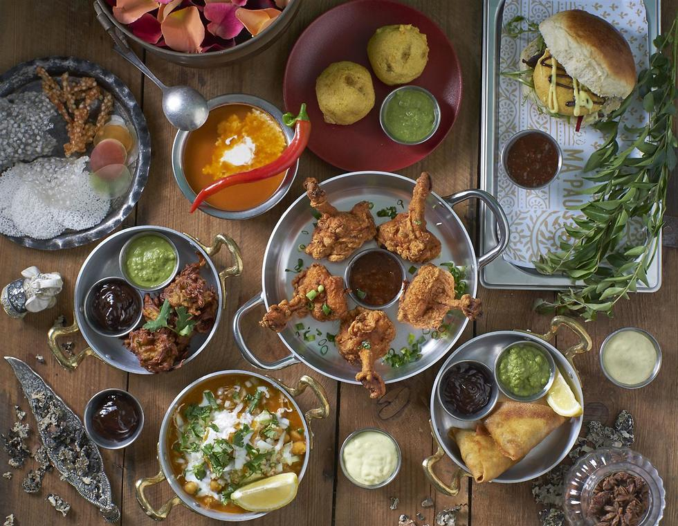 מסעדות משפחתיות (צילום: אנטולי מיכאלו)
