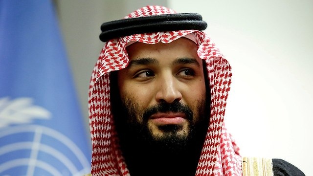 Saudi Crown Prince bin Salman. Saudi Arabia may become skeptical of the American ability to defend it against Iran if the US does not strike (Photo: Reuters)