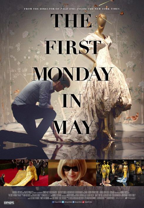 ככה זה כשאפילו למכון התלבושות במוזיאון המטרופוליטן קוראים על שמך. The First Monday in May