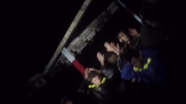 מעצר פעילי טרור (צילום: דובר צה