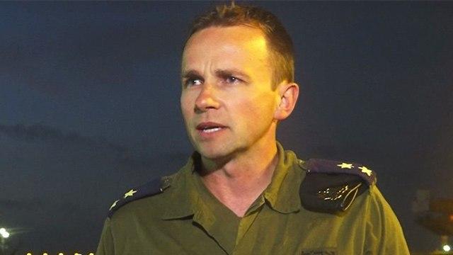 Lt. Col. Boris Schuster (Photo:  IDF Spokesperson's Unit)