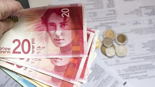 אילוסטרציה: כסף (צילום: shutterstock)