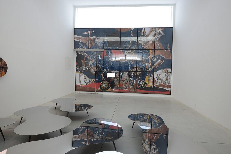 רון ארד - תערוכה  (באדיבות גלריה גורדון)