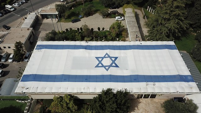 Despite continued double standards and existential threats to the nation's existence, the Israeli identity is resilient and robust (Photo: Itzik Borochov)