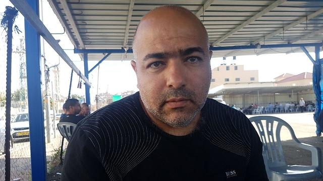 Iyad's uncle, Musa Azbarka, said his nephew was executed after a 'field trial'