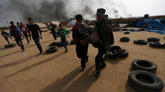 Protestos anteriores (Foto: Reuters)