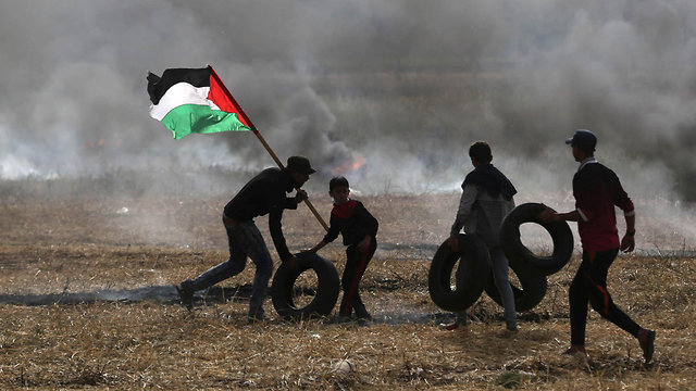 The IDF said personal steps will be taken against anyone cooperating with Hamas (Photo: Reuters)