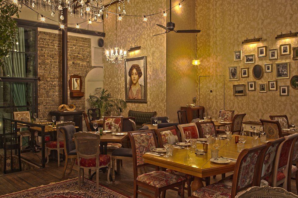 מסעדת ראצ'ה (צילום: אנטולי מיכאלו)