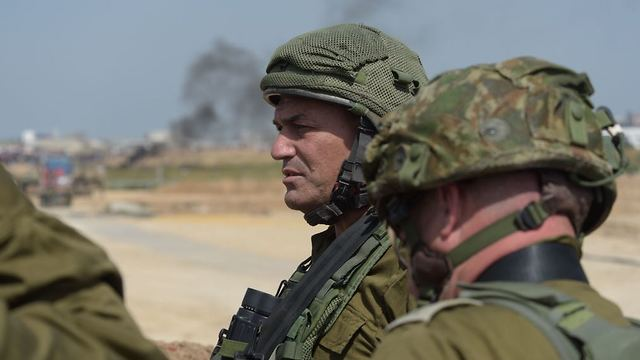 Армия предупредила палестинцев. Фото: пресс-служба ЦАХАЛа