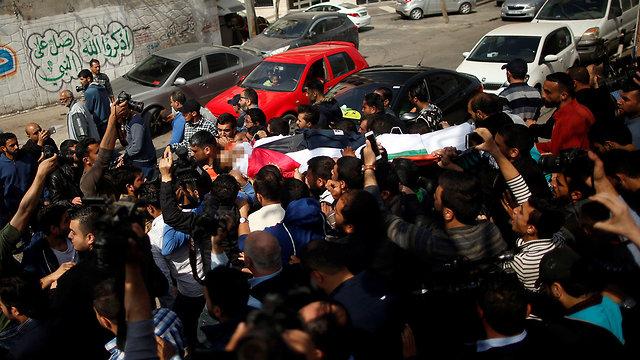 Murtaja's funeral