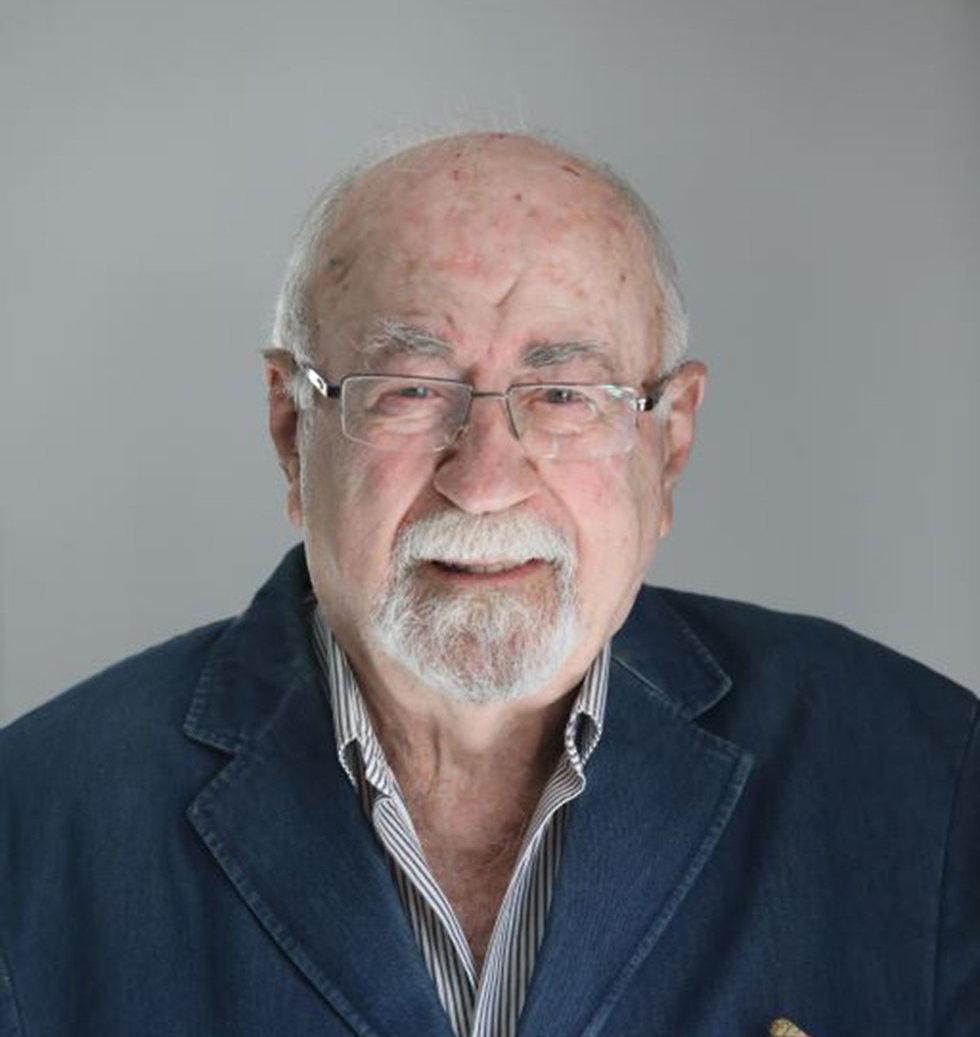ראול טייטלבאום (צילום: יצחק הררי)