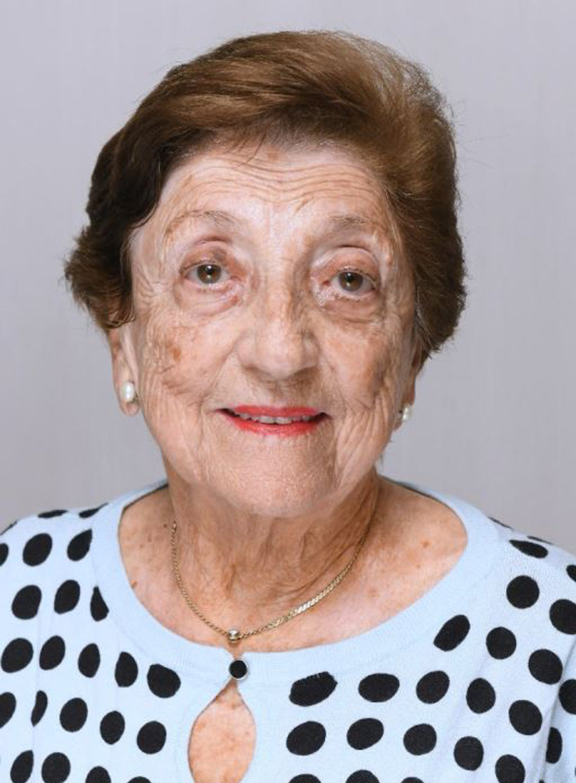 Thea Friedman (Photo: Yitzhak Harari)