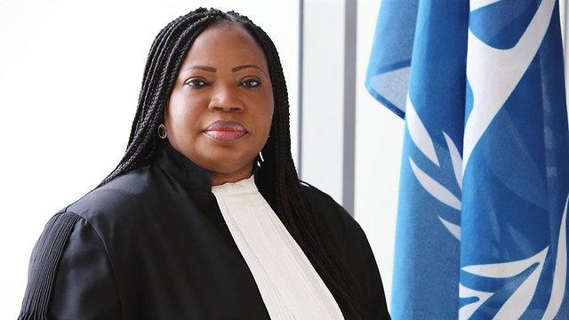 התובעת הראשית של בית הדין הפלילי הבינלאומי ב האג פאטו בנסודה מ גמביה ()
