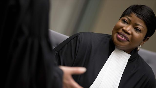Public Prosecutor Fatou Bensouda (Photo: AFP)