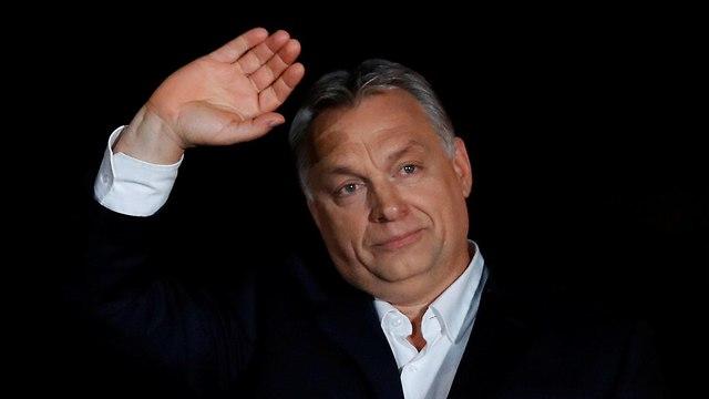 Hungarian Prime Minister Viktor Orban. 'He went mad' (Photo: Reuters)