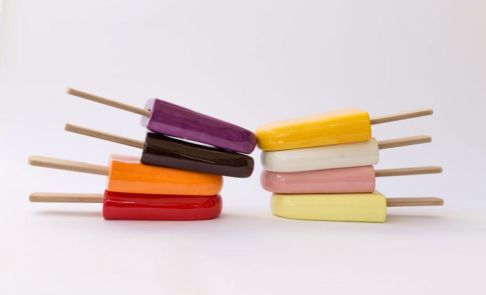 לחצו על התמונה לעיצובים חדשים שמהם תוכלו ליהנות ביריד ''צבע טרי'', שייפתח ביום חמישי (צילום: דליה שחר)