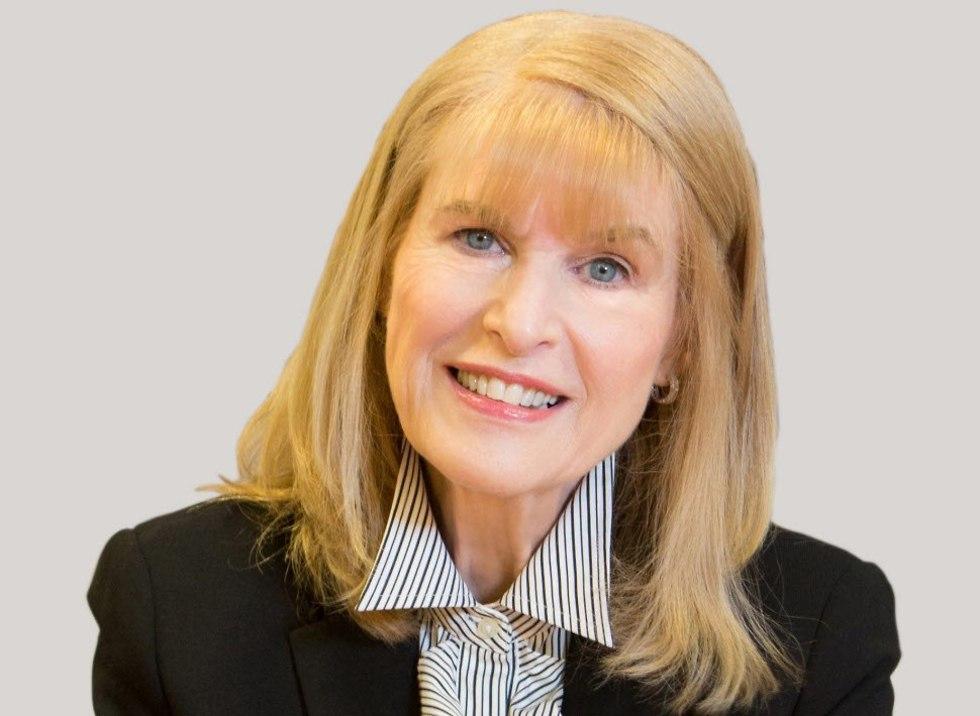 אלן הרשקין נשיאת ארגון נשות הדסה (צילום: נשות הדסה)