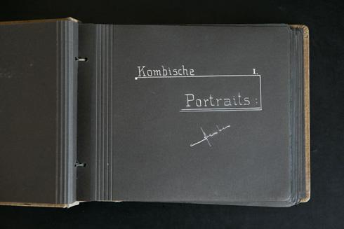 האלבום חולק לחמישה פרקים. לראשון קרא ''פורטרטים קומביים'' (צילום: שירן כרמל)