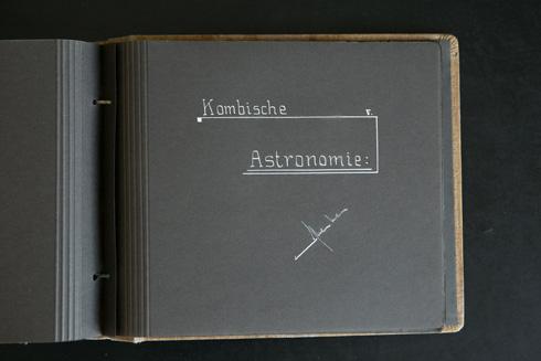 ולאחרון קרא ''אסטרונומיה קומבית'' (צילום: שירן כרמל)