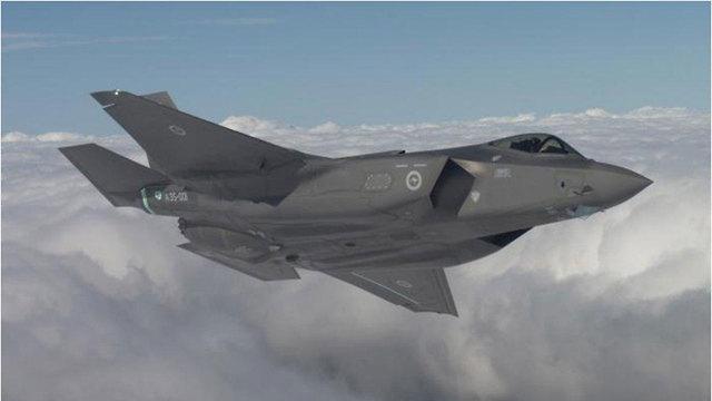 F-35. Фото: пресс-служба ЦАХАЛа