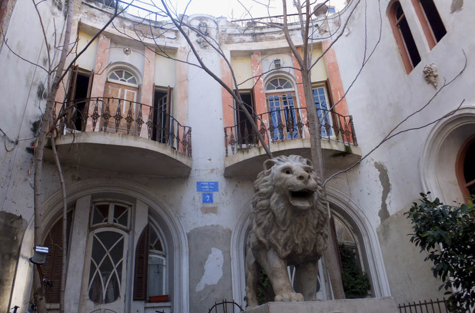 Дом Шапиро в Безымянном переулке. Фото: Леон Левитас