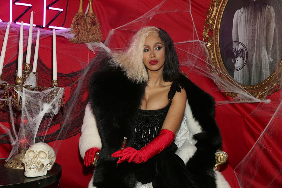 מלכת התחפושות: במסיבת האלווין, 2017 (צילום: AP)