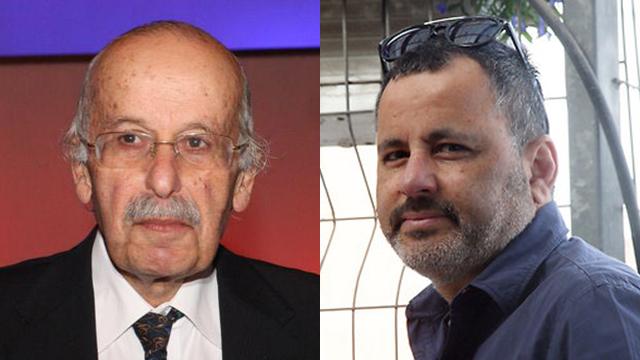 Адвокаты сторон: Рам Каспи и Илан Софер. Фото: Офер Амрам, Ярив Кац