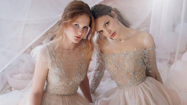 שמלת כלה (מעצב: רן צוריאל, צילום: אלה אוזן, איפור: קארין כהן, שיער: פדור)