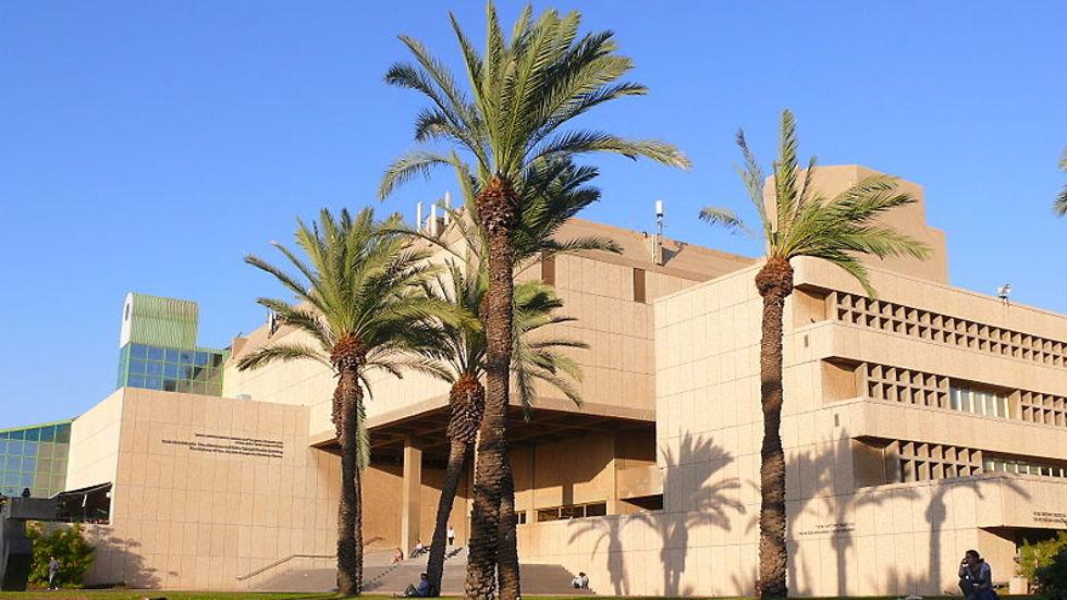 בית התפוצות מוזיאון העם היהודי (צילום: צחי אבנור מתוך ויקיפדיה)