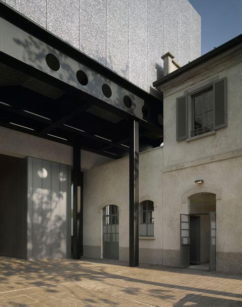האדריכלים נמנעו ככל האפשר מהריסה (צילום: Bas Princen)
