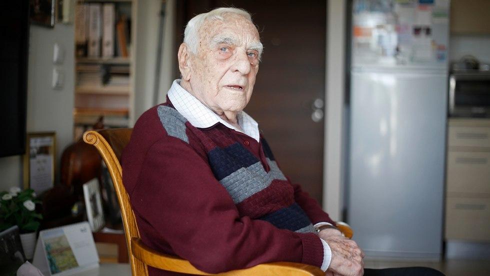 Baruch Shub  (Photo: AP)