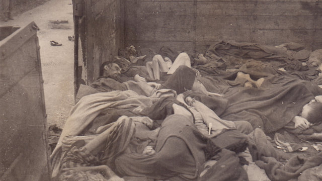 Dachau concentration camp (Photo: Massuah Institute for Holocaust Studies)